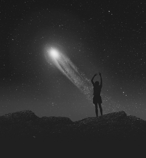 shooting star (by mlartigue)