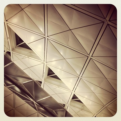 Indirect only #hk #normanfoster  (at Gate 60)