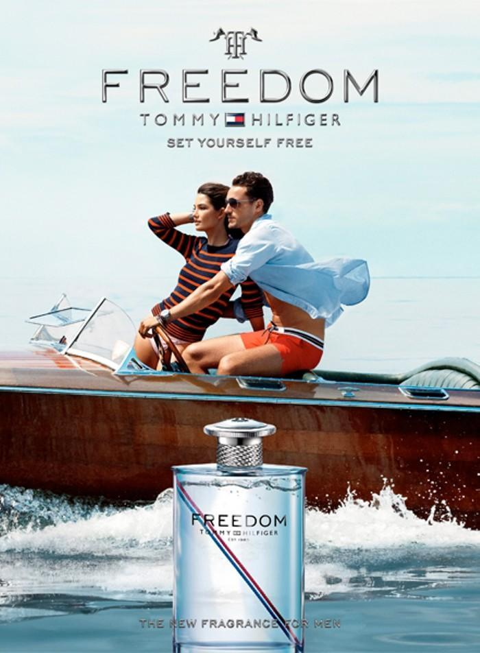 Arthur Kulkov for Tommy Hilfiger Freedom.