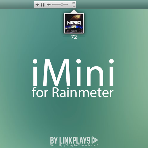 My second Rainmeter Skin called iMini. Inspired by the new iTunes 11 look!
