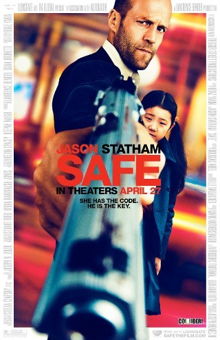 "I'm watching Safe    ""kinda confusing cause there wasn't much of an introduction done, everything's happening all at once lol""                      Check-in to               Safe on GetGlue.com"