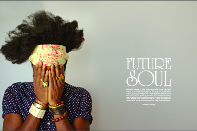 theloveapp:  Jesse Boykins III for Wax Poetics  ISSUE 53 order now | Photo by Kwessi Abbensetts | Article by Marisa Aveling