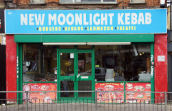 New Moonlight Kebab, Wesbury Avenue N22