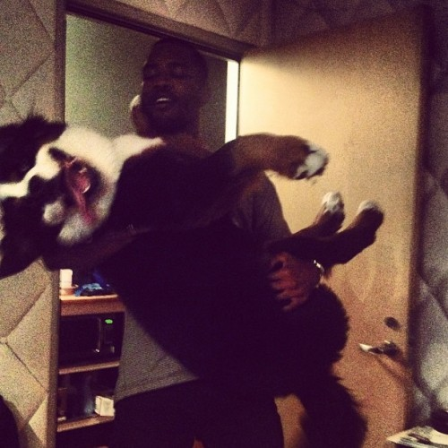Frank Ocean + his BMD Everest = my heart shattered in a million pieces.