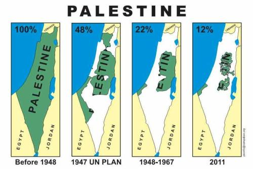 Land Theft. #Palestine