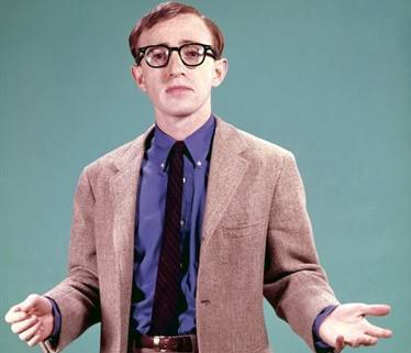 todaystie:  Woody Allen born Allan Stewart Konigsberg on  December 1, 1935