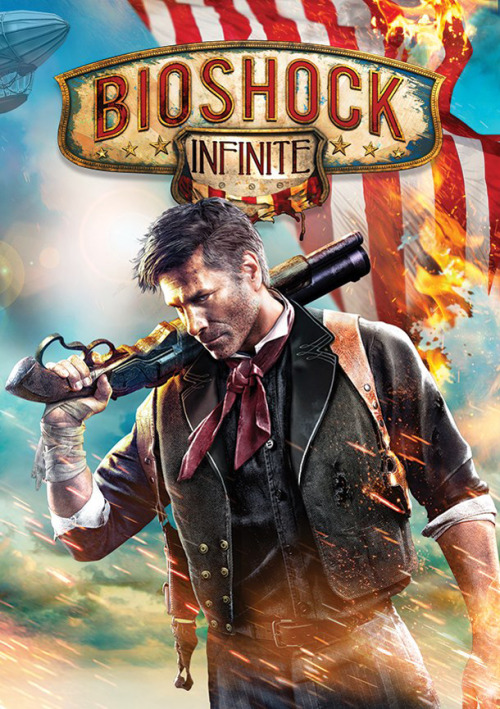 insanelygaming:  Bioshock Infinite's Official Box Art What are your thoughts?