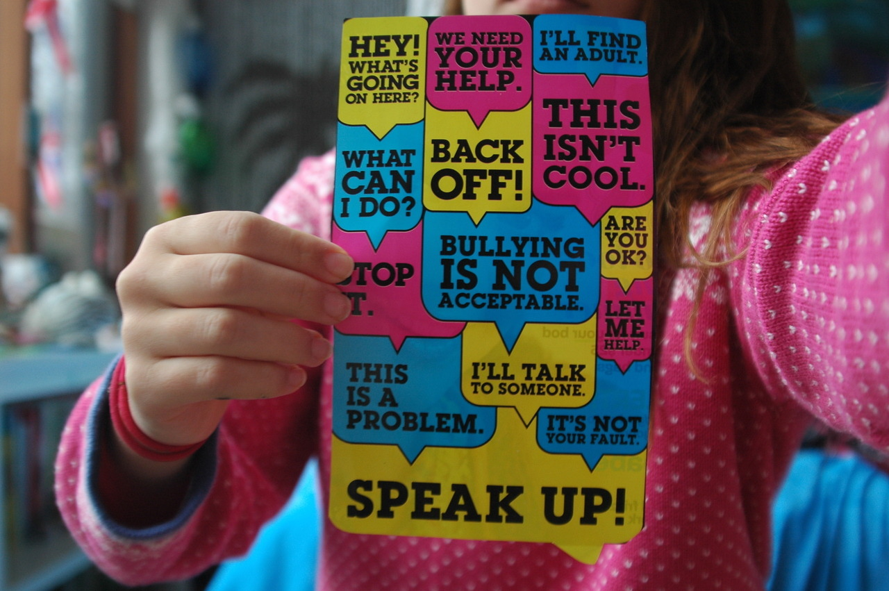 Speak up.