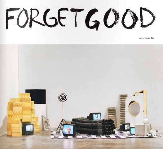 roxanaazar:  forgetgood:  FORGETGOOD'S DECEMBER ISSUE IS HERE! Featuring artist Anna Mikhailovskaia. As well as artists: Sarah Coote, Natalie Gonzalez, Patrick Sanchez, Maurice Van ES, Roxana Azar, and Valentina ZamfirescuThanks for another great issue everyone!   I have work in here with really awesome artists!! PS please read my dorky answers. THank you, ForgetGood/Kylie!!