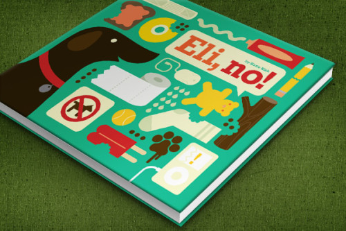 Children's Book Illustrations Lovely illustrations by design and illustration studio Eight Hour Day for the children's Book Eli, no! More illustrations of the children's book on WE AND THE COLORFacebook // Twitter // Google+ // Pinterest