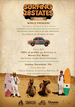 Surfing 28 States World Premier benefitting Waves for Water! Tickets.