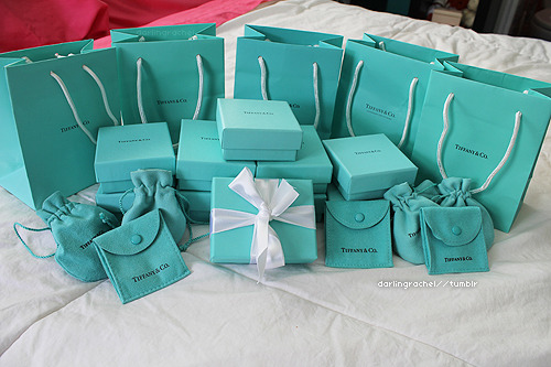 darlingrachel:  as you can tell I am obsessed with Tiffany & Co. :) no shame.
