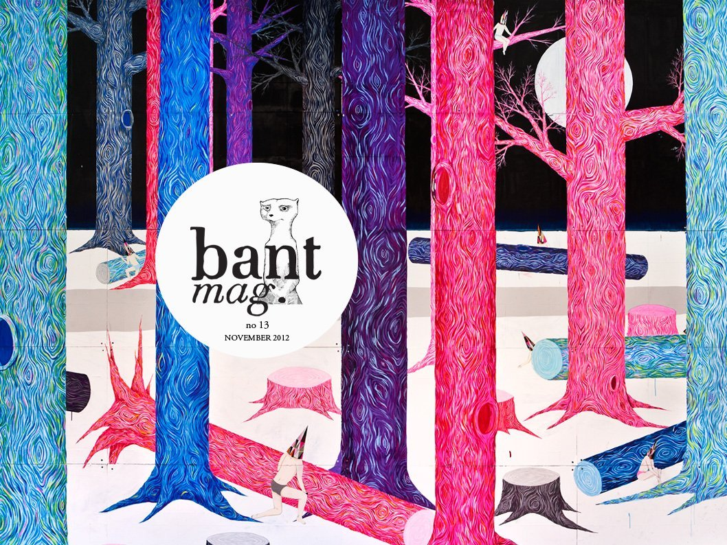 Bantmag is an online magazine from Turkey,