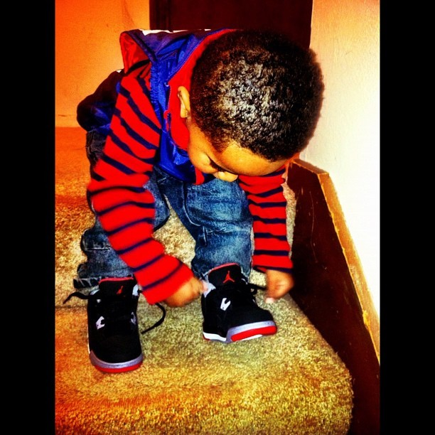 phuckindope:  My son in the future !!
