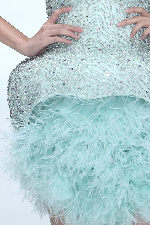 Detail:zhang jingjing 2013 ss haute couture - china fashion week