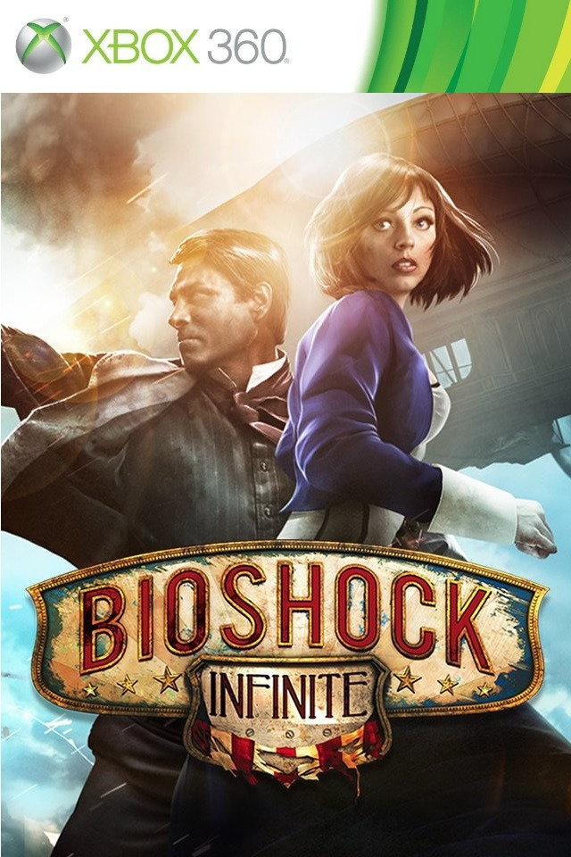theomeganerd:  Bioshock Infinite's cover art was revealed today, but I would rather of had this instead.  I can't wait!!!