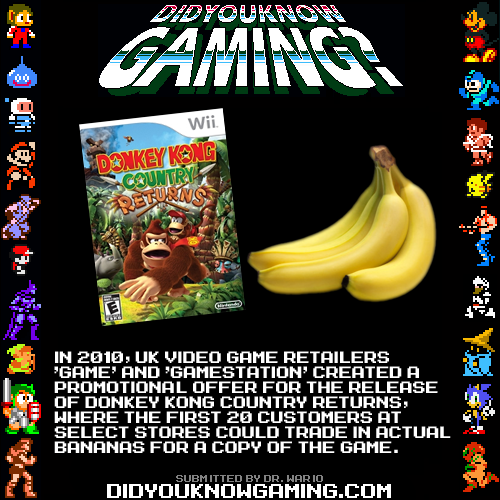 didyouknowgaming:  Donkey Kong Country Returns.  http://bit.ly/TzYPSE http://uk.wii.gamespy.com/wii/donkey-kong-country-returns/1137650p1.html