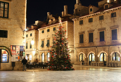 villesdeurope:  Christmas in… …Dubrovnik, Croatia