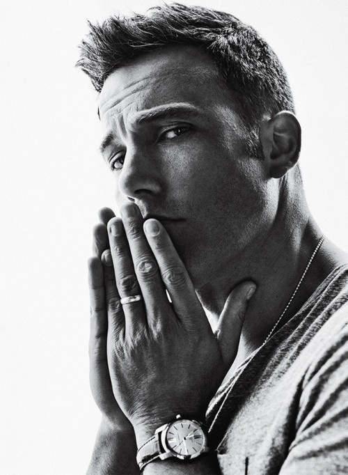 Ben Affleck by Sebastian Kim, GQ December 2012