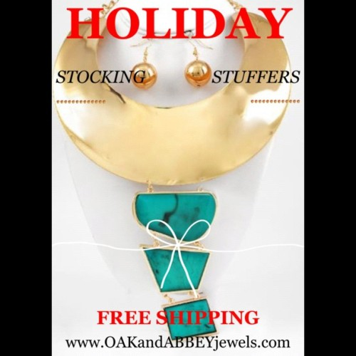 OAKandABBEY 🎁Holiday Shop🎁 Stone Cold Jewels on www.OAKandABBEYjewels.com #accessories #fashion #jewelry  (at www.OAKandABBEYjewels.com)