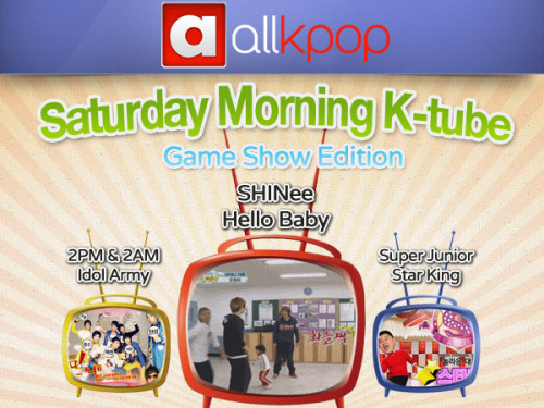 "[New Feature!] Saturday Morning K-tube: Game Edition  When there's nothing on the tube to watch, there's YouTube. And in this new feature, 'Saturday Morning K-Tube', allkpop makes your channel-surfing across YouTube a bit easier by compiling a list of Kpop-related videos to start off your Saturday morning–no matter when that ""morning"" of yours actually starts! Check it out!"