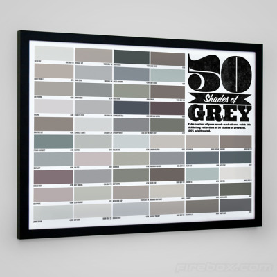 halilgokdal:  50 Shades of Grey Poster