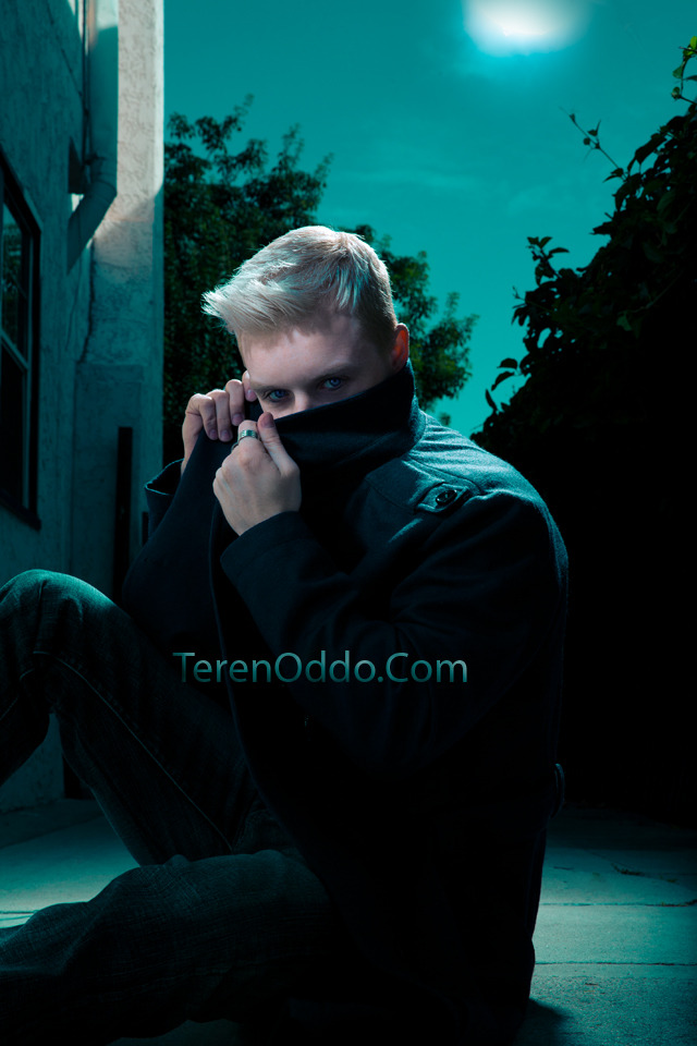 "A recent photo I took of actor Noel Fisher. Noel stars on Showtime's ""Shameles"" and also stars in the last 2 Twilight's. Really great guy…"