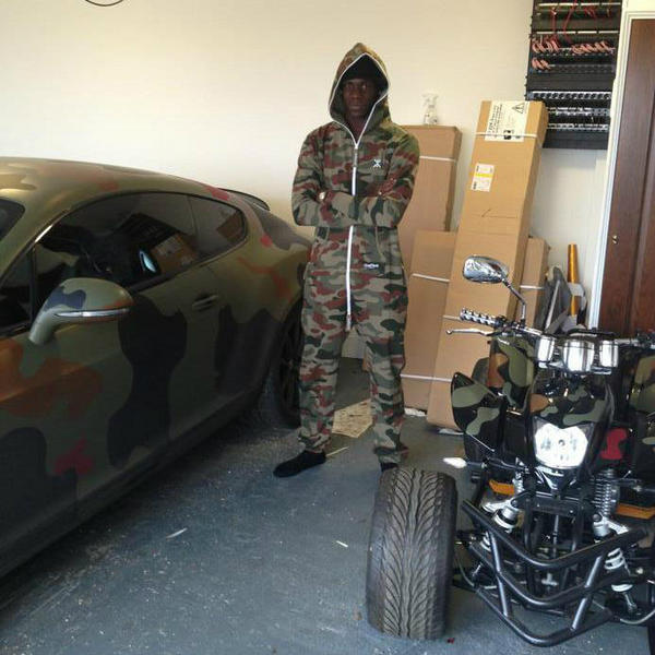 gaws:  Mario Balotelli for cozy boy / athlete of the year