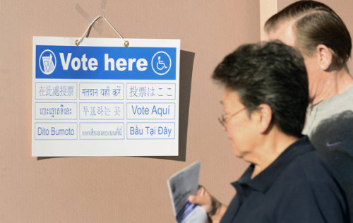 A look at why so many Asian Americans now vote Democrat The high levels of Latino support for Obama were in line with expectations. The myriad preelection polls from Latino Decisions, the Pew Hispanic Center and many others pointed toward an overwhelming Latino majority in support of the president. But the fact that nearly three out of every four Asian Americans voted for Obama caught most pundits by surprise. Moreover, Asian Americans, who voted in record numbers in 2008, appear to have mobilized an even higher turnout in 2012. Asian Americans are no longer a swing vote or a crouching tiger in the electorate; their political stripes are now distinctly Democratic blue. Many people have begun to ask: Why are Asian Americans so Democratic, and how did they get that way? These questions take on greater intrigue when we look at exit poll data over the last two decades. Asian Americans have demonstrated the biggest shift in their presidential voting preferences of any demographic group, whether by race, gender or age. They doubled their vote share for the Democratic candidate, from 31% in 1992 to 62% in 2008, and voted even more Democratic in 2012 (73%). As political scientists who have analyzed Asian American politics for more than a decade and collaborated on two of the most exhaustive and sustained surveys of Asian American politics in 2008 and 2012, we have some explanations for this dramatic shift. Read More