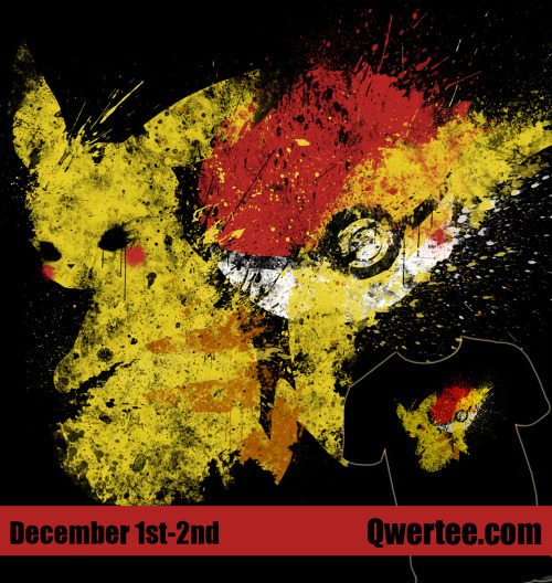 thenintendard:  Nostalgia by Melissa Smith ON SALE NOW AT QWERTEE!