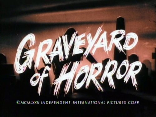 Graveyard of Horror  (1972)