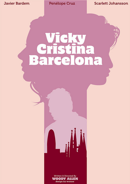 Vicky Cristina Barcelona by Werner Cross