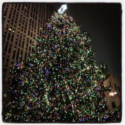 petercauvel:  at Rockefeller Center