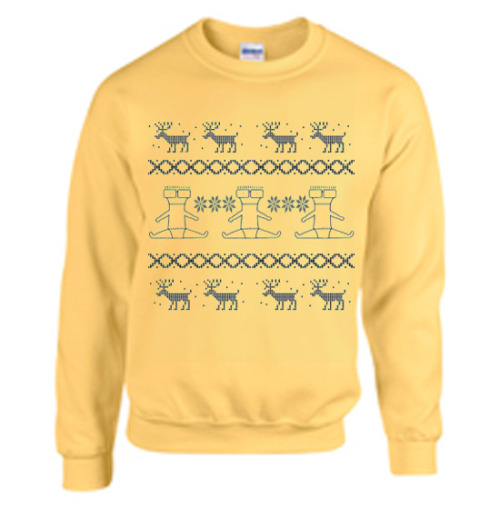 the 2012 #Descendents Holiday Sweater sold out, but you can get this one on Ebay for 20 bones. All sizes. Click 4 info. (I saw a few of the Sold Out ones on there, too) xx