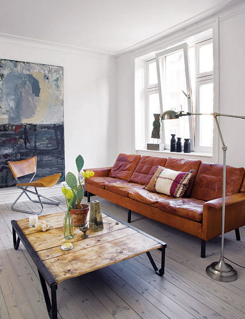 (via the home of danish designer brigitte rabens)