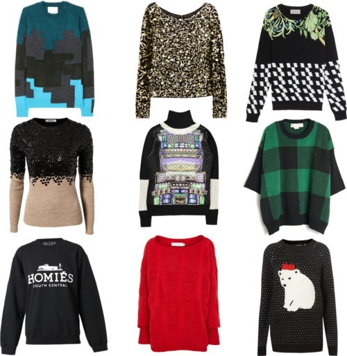Women's Holiday Sweater RoundupIf you're challenged by layering like yours truly sweaters, especially of the oversized persuasion,…View Postshared via WordPress.com