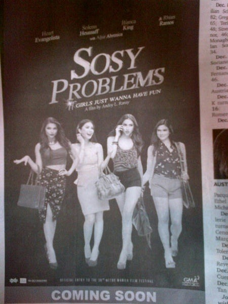 "RT @solennheussaff "" Watch out for sossy problems trailer on party p!pic.twitter.com/7pyP7A0Q """