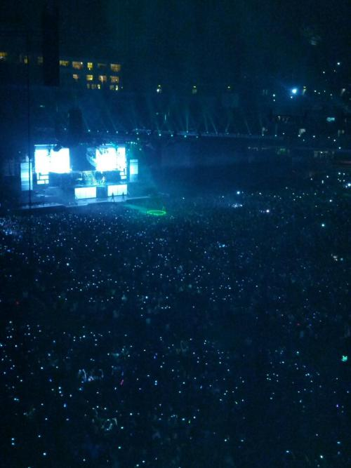 Believe Tour in Toronto right now!