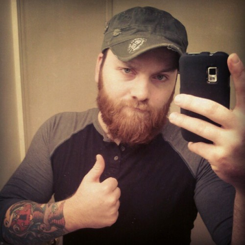 stevenallen1:  Happy Decembeard. Stay furry, my friends.