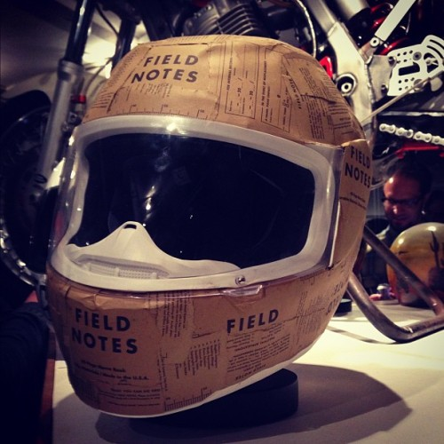 Gee. Who could have done this helmet?? #21helmets (at See See Motorcycle)