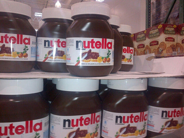 5 kg of Nutella anyone?