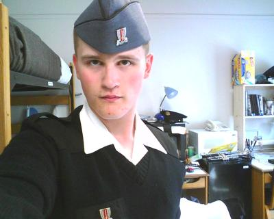 Hi Tumblr. Been a while huh?  Been busy with college and sexy uniforms and Cadet life and Navy ROTC and such.   I miss you lovely people.