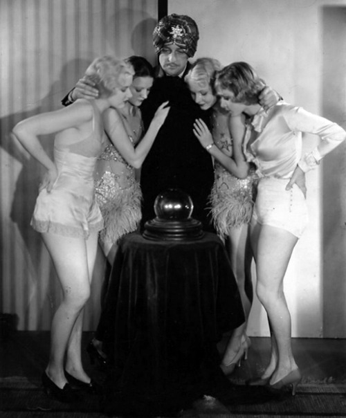 "Warren William (December 2nd, 1894 - September 24th, 1948) and friends in ""The Mind Reader"" (1933) He was known as The King Of Pre-Code, and rightfully so!"