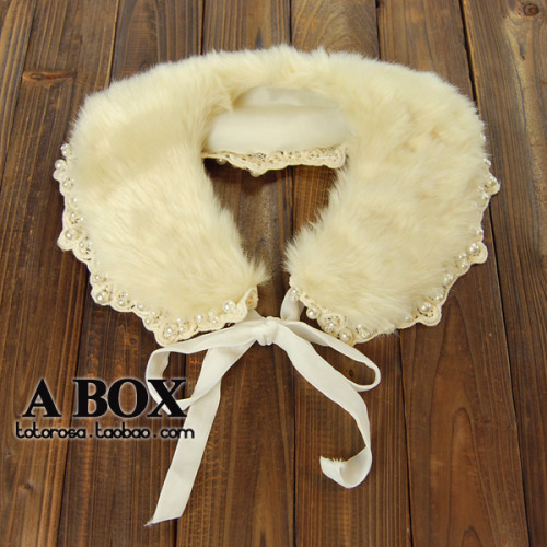 Fur collar on Taobao, 35 yaun