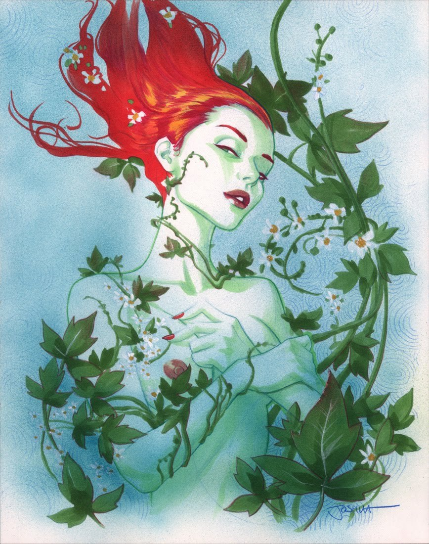 Poison Ivy by Joshua Middleton