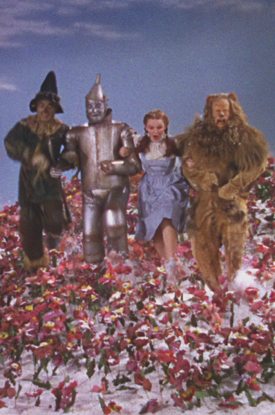 movies-and-things:  The Wizard of Oz - 1939