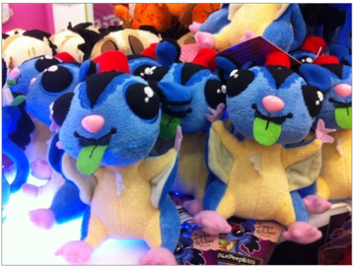 So my plush are still being sold exclusively at Qpop shop and they have just updated their website with said plush! Just in time for Christmas! These are extremely exclusive as there are only 500 of these made! Be sure to get a hold of them before they're gone! SLOTH KAZOO PLUSH @ QPOP IS HERE JIPPO GLIDER PLUSH @ QPOP IS HERE  ~~~~