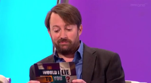 "teaswirls:  David Mitchell: Last year, I was forced to abandon the purchase of a new arm chair mid transaction because the shop assistant used the term ""well jel"" and ""amazeballs""."