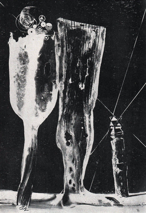 psychotic-art:  György Kepes