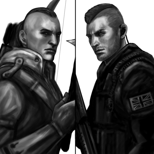 Mohawks by *Eolianus